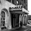 The Hotel Lincoln: demolished in 2004.