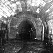 buried Phalen Creek drain tunnel